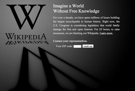 SOPAWikipedia