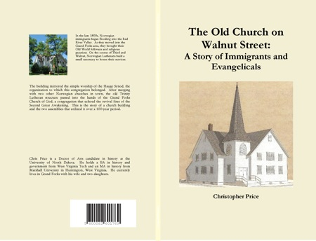 Church on Walnut Street Cover