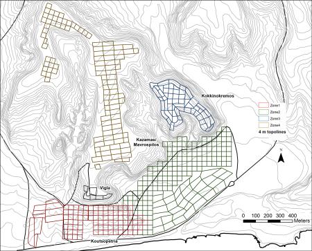 PKAP Zones