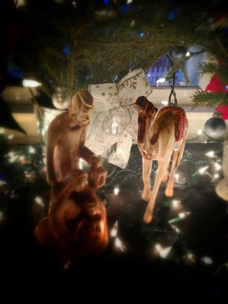 ChristmasCamel
