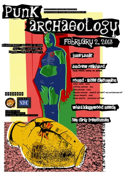 Punk Arch poster  1