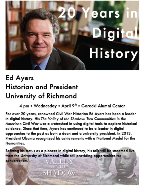 Ayers Talk Flyer pdf