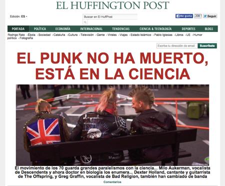 El Huffington Post última hora noticias y opinión en español
