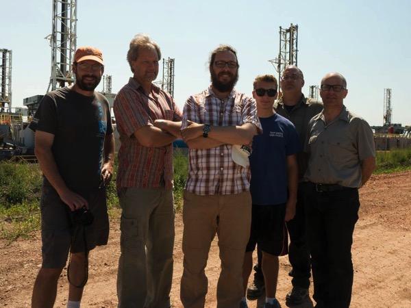 North Dakota Man Camp Project August 2015