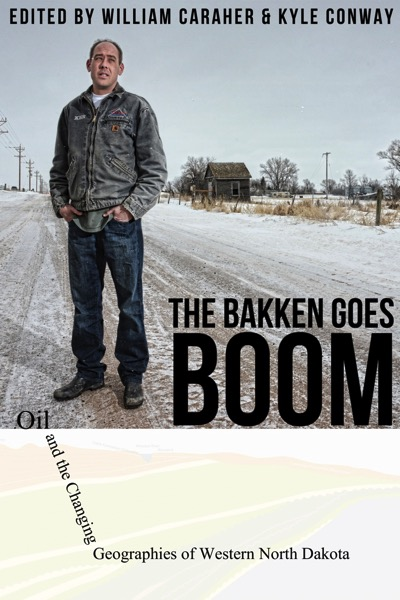 Bakken goes boom cover 1