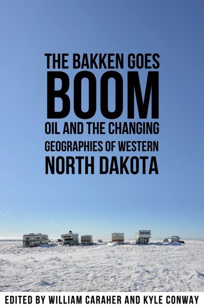 Bakken goes boom cover 2