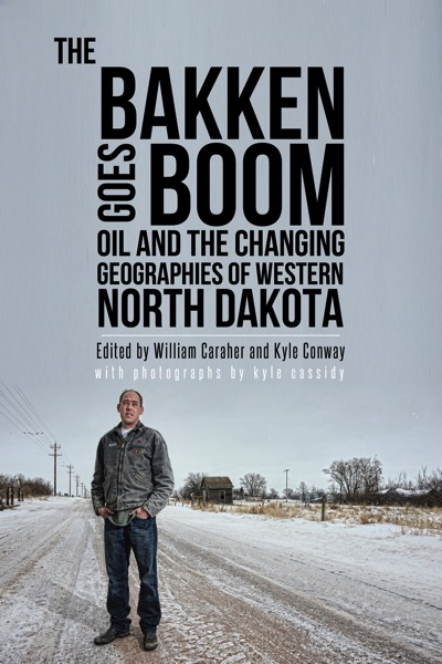 Bakken goes boom cover 5