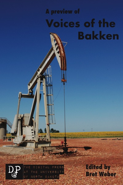 Weber Voices of the Bakken Cover