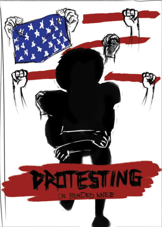 Protesting Cover