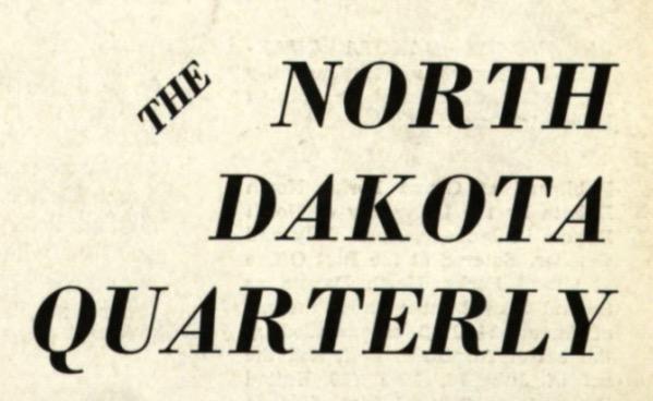 North Dakota quarterly v 25 no 1 1957  Full View | HathiTrust Digital Library | HathiTrust Digital Library 2018 10 10 05 58 21