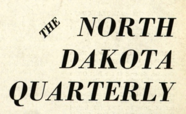 North Dakota quarterly v 25 no 1 1957  Full View | HathiTrust Digital Library | HathiTrust Digital Library 2018 10 10 05 58 21
