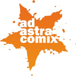 Ad astra logo  orange