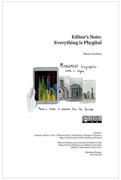 Graham Note EP3