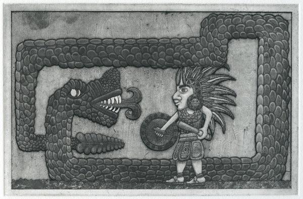 27 1 03 Hernandez El Azteca Valiente
