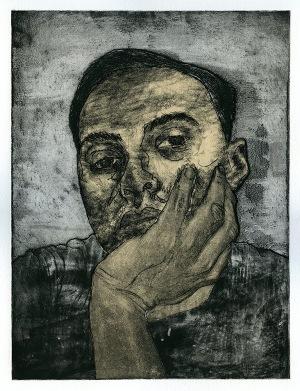 9 1 01 Hernandez Self Portrait1